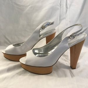 "Jessica Simpson ""Bonee"" Platform Heels"